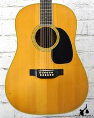 Vintage 1969 Martin D-12-35 12 Str Braz. Rosewood w/ OHSC