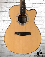 PRS SE Angelus A40E Natural IN STOCK