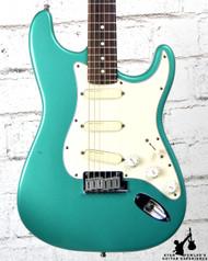 1993 Fender Strat Plus Caribbean Mist / OHSC