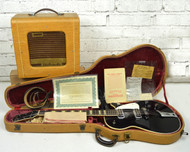 1953 Gretsch 6128 Duo Jet (Earliest Known Example) w/ Original Amplifier