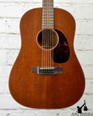 2012 Martin Custom Shop 12 String Matt Umanov Limited 1 of 3 w/ OHSC