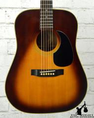 Vintage Vega VDX-85 Dreadnaught Acoustic w/ Bag
