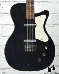 1958 Silvertone U2 Black w/ Gig Bag