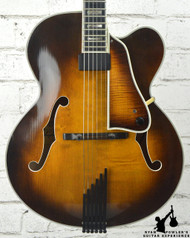 1996 Heritage Johnny Smith Rose Archtop w/ OHSC