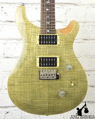 PRS SE Custom 24 Trampas Green w/ Gig Bag (#1034)