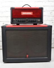 Panama Fuego 15w Amp Head and 2x12 Cabinet