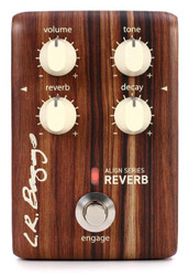 LR Baggs Align Reverb Acoustic Reverb Pedal