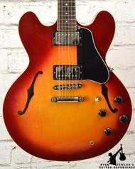 1984 Gibson ES-335 Dot Cherry Sunburst w/ OHSC