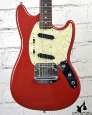Fender CIJ Classic Series '65 Mustang Dakota Red w/ HSC