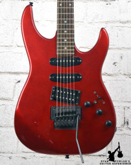 1980's Kramer The Striker 600ST Candy Red