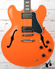 2016 Gibson ES-335 Limited Edition Tascam Orange w/ OHSC