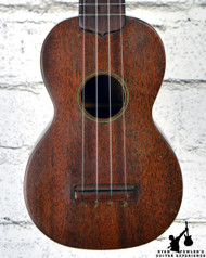 Vintage 1920's Martin Style 0 Ukulele w/ OHSC