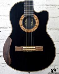 1997 Gibson Chet Atkins CE Ebony w/ OHSC