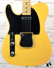2017 Fender American Vintage 52 Telecaster Left Handed Butterscotch Blonde w/ OHSC