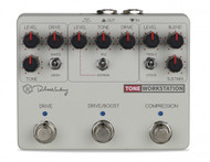Keeley Tone Workstation Dual Gain Stage and Compression