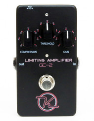 Keeley GC-2 Compressor and Limiting Amplifier