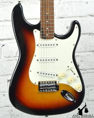 1996 Squier Stratocaster Sunburst w/ HSC