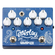 Wampler Paisley Deluxe Overdrive Pedal