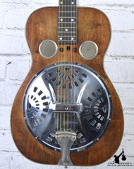 Vintage Dobro Square Neck Resonator w/ Case