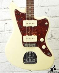 Fender American Vintage '62 Reissue Jazzmaster Olympic White w/ OHSC