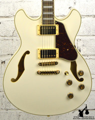 Ibanez Artcore AS73G Semi-Hollow Ivory