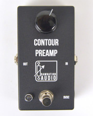 Damnation Audio Contour Boost