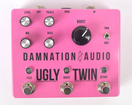 Damnation Audio Ugly Twin Octave/Fuzz/Boost