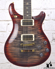 PRS McCarty 594 Charcoal Cherry Burst 10 Top