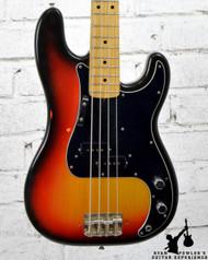 1975 Fender Precision Bass Sunburst w/ HSC