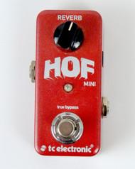TC Electronics Hall of Fame Reverb Mini