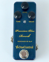 One Control OC-PBR Prussian Blue Reverb