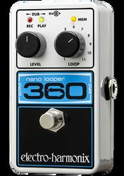 Electro-Harmonix Nano Looper 360