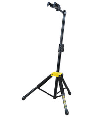 Hercules Stands GS415B Single Guitar Stand with Folding Yoke