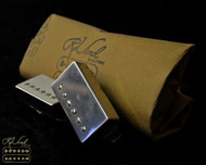 Rewind Electric Low Output Humbucker Set Lightly Aged