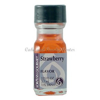 Strawberry Flavor-1 dram twin pack (Total 2 drams)