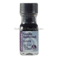 Vanilla Butternut Flavor-1 dram twin pack (Total 2 drams)