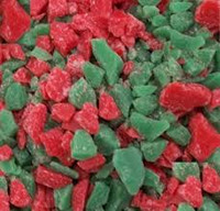 Red & Green Peppermint Crunch