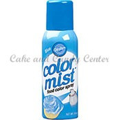 Color Mist Food Color Spray-Blue
