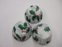 4sp Holly Cups
