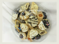 [Butter Cookies & Assorted Kolacky Combo]