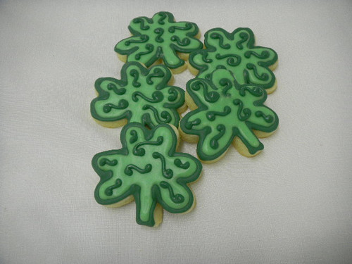 "Our Specialty ""Butter"" cookies are made with butter and will simply melt into your mouth leaving you wanting another cookie.  These cookies are cut-out and then decorated to create a delicious and designed cookie to match any theme.  You can use these for themed parties, school fundraisers, baby and wedding showers, anniversaries, birthdays, and all other special get togethers!  Don't hesitate to order your special cookies today.  Call us today if you do not see what you are looking for and we will do our best to accommodate all special requests."