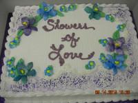 Shower Cakes #0003