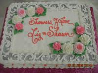 Shower Cakes #0004