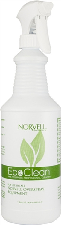 Norvell EcoClean 32oz Concentrated Cleaner w/Spray Bottle