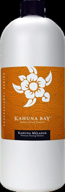 Kahuna Melange EXTRA DARK Airbrush/Spray Tanning Solution Quart 33.8oz
