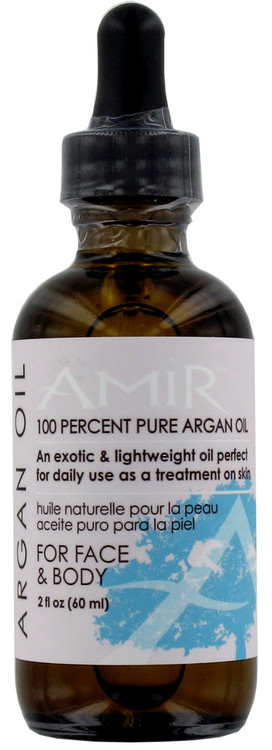 Amir Argan Oil for Face and Body 2oz