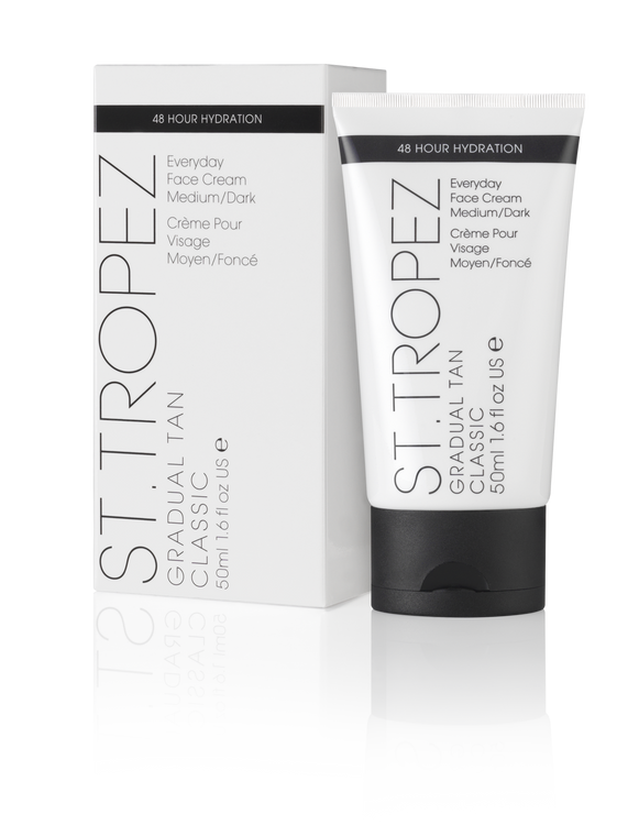 St. Tropez Gradual Tan Face Medium-Dark,  1.6 oz