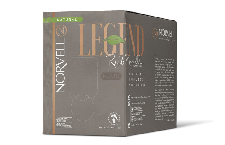 Legend™ Plus by Rick Norvell Natural Sunless Solution, 34 oz