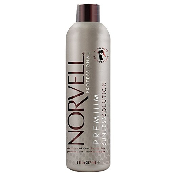 Norvell Clear Premium Sunless Solution, 8 oz