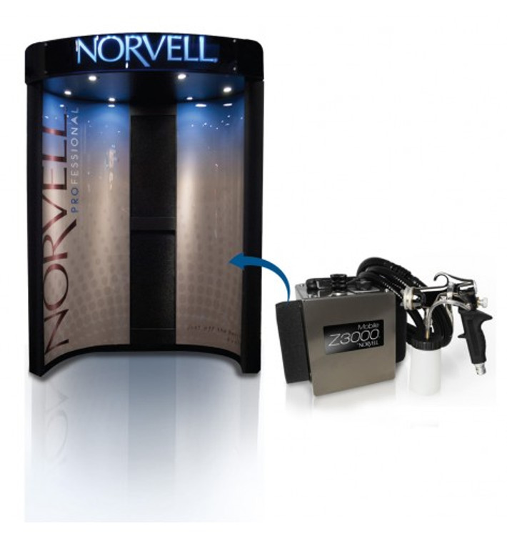 Norvell® Sunless Colosseum™ Package